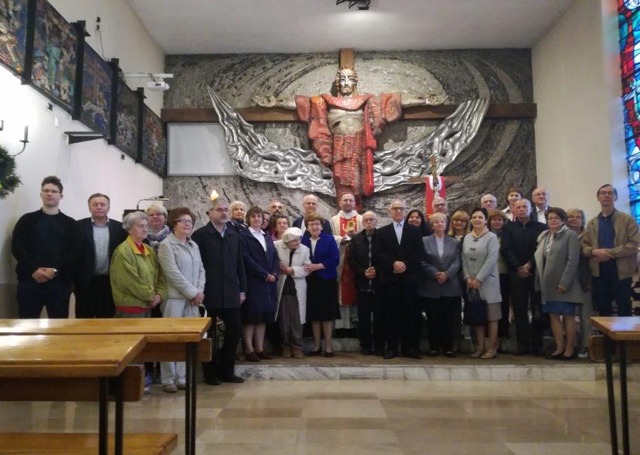 Mały jubileusz wspólnoty przy parafii w krakowskich Przegorzałach