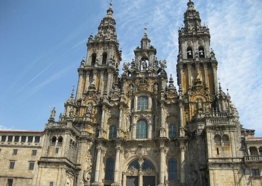 Wspomnienie z Santiago de Compostela
