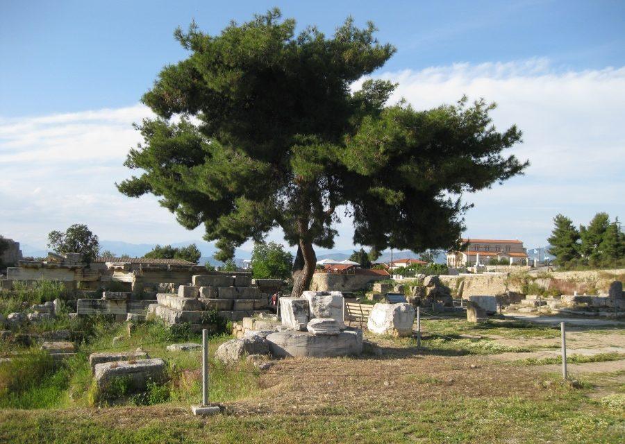Góra Syzyfa i Córy Koryntu