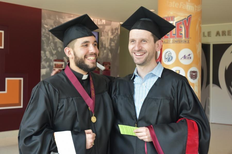 Polscy jezuici na Loyola University Chicago