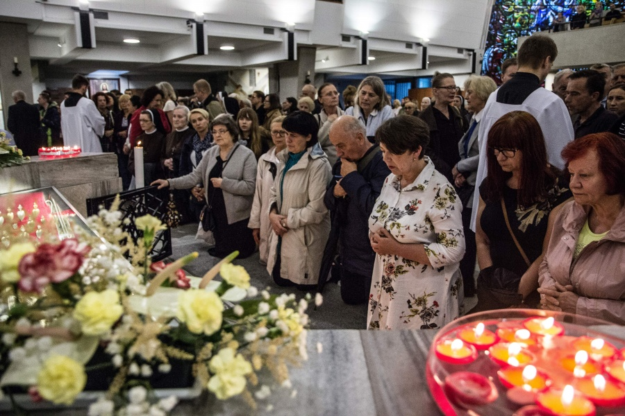 Warszawa: uroczysty odpust ku czci św. Andrzeja Boboli