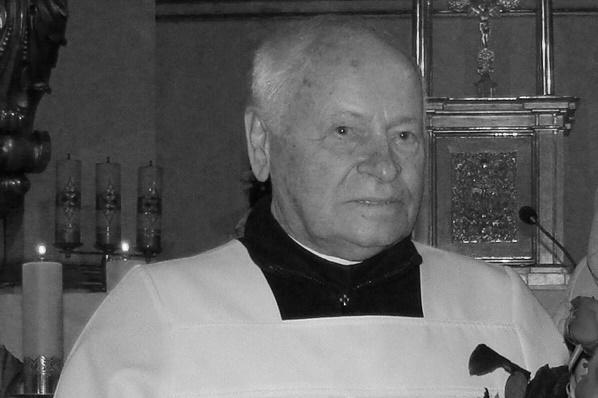 Zmarł br. Bolesław Utkała SJ