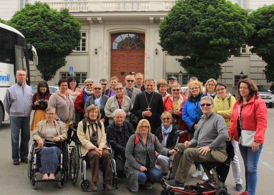 Niepełnosprawni we Lwowie