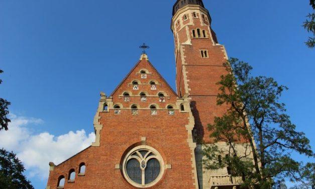 Uroczystość Najświętszego Serca Pana Jezusa w bazylice ojców jezuitów w Krakowie