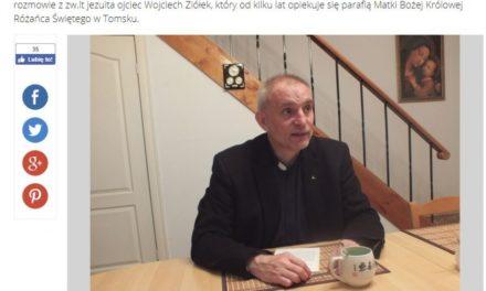 Wojciech Ziółek SJ: Chrześcijaństwo w Rosji jest bardzo kruche