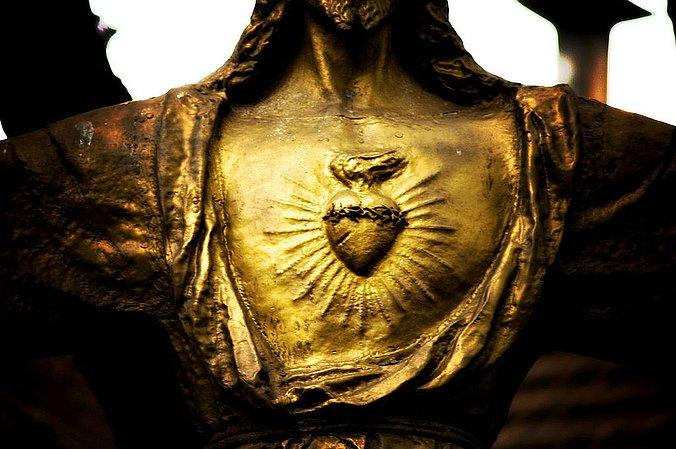 Serce, które gotowe jest na cierpienie