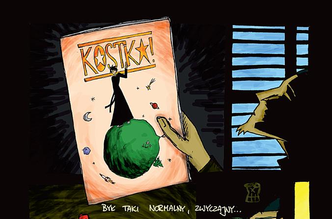 Św. Stanisław Kostka w komiksie? Czemu nie!