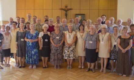 Spotkanie rodziców jezuitów