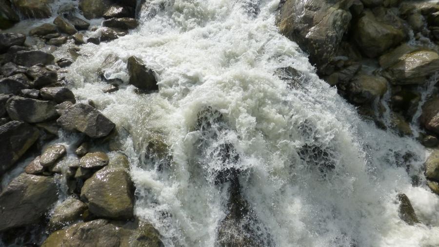 Szum potoku
