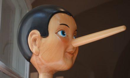 Odcienie kłamstwa