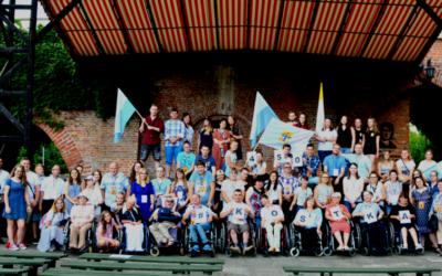 KSM zorganizował grę terenową ze św. Stanisławem Kostką