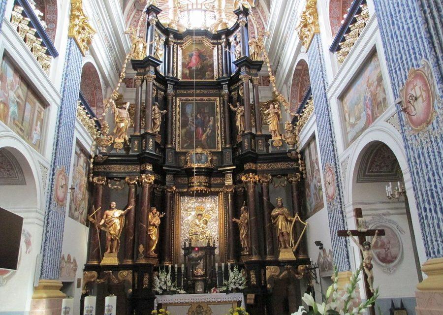 50. rocznica koronacji cudownego obrazu Matki Bożej Świętolipskiej