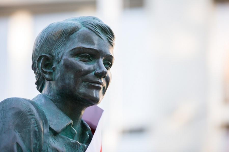 Relikwie św. Stanisława Kostki na Mokotowie