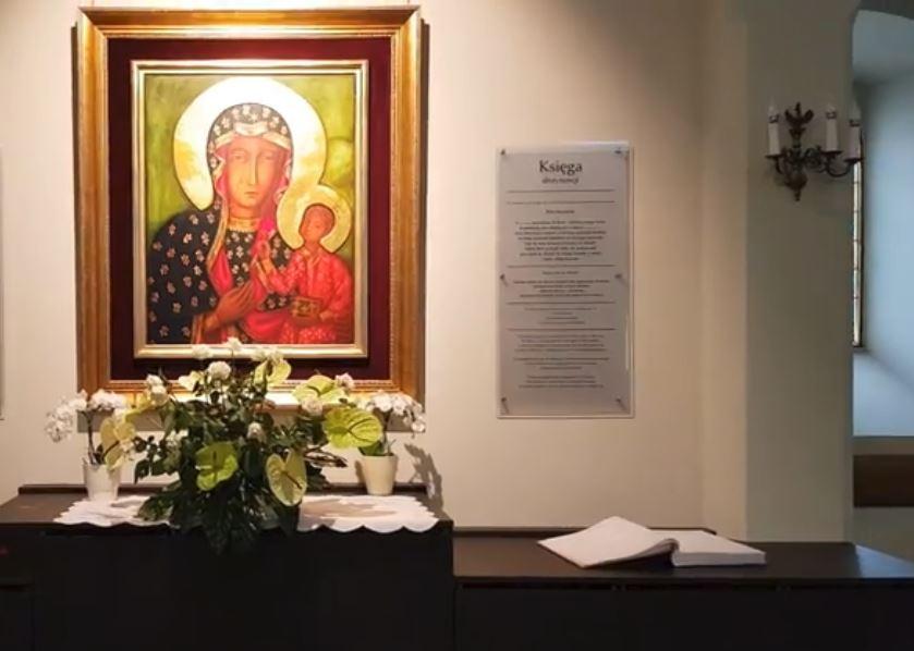 Łódź: Księga Abstynencji u jezuitów