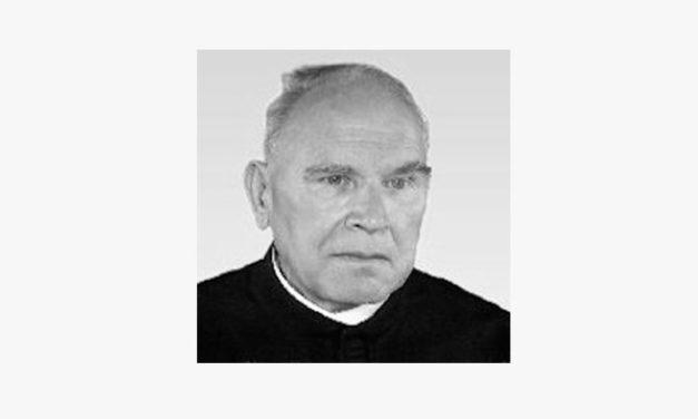 Zmarł o. Antoni Makiel SJ