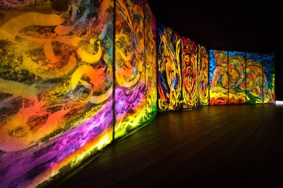 Dialog wiary z kulturą w jezuickiej galerii sztuki