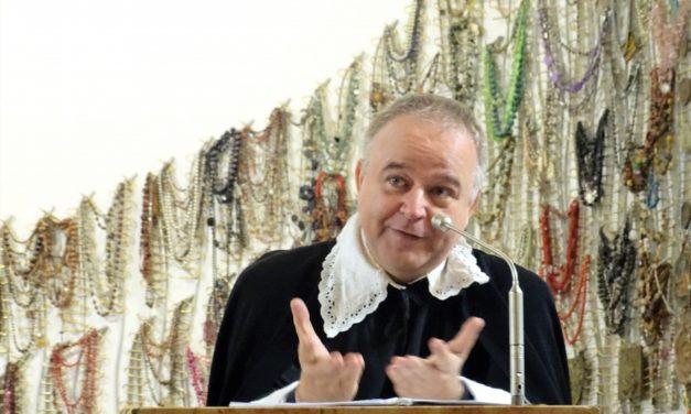 Maciej K. Sarbiewski patriotycznie