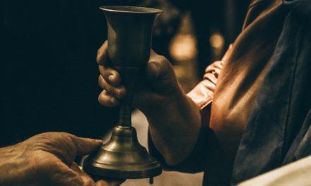 Pić kielich Jezusa
