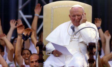 Zakochany w Bogu – św. Jan Paweł II