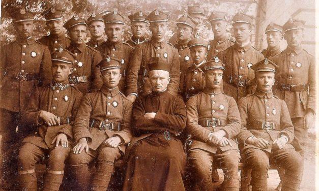 Żołnierze-jezuici i jezuici-publicyści