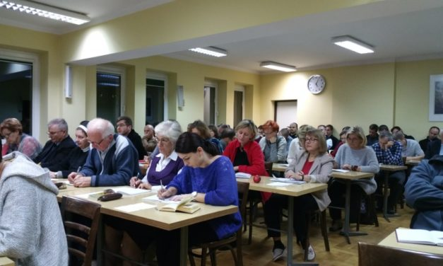 38. Kurs Duchowości Ignacjańskiej w Częstochowie
