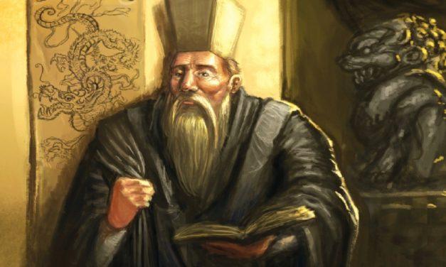 Rzeczpospolita przypomina czytelnikom o. Michała Boyma SJ