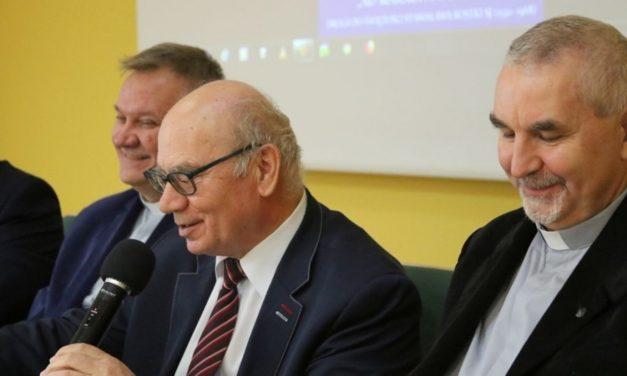 Relacja z konferencji o Stanisławie Kostce