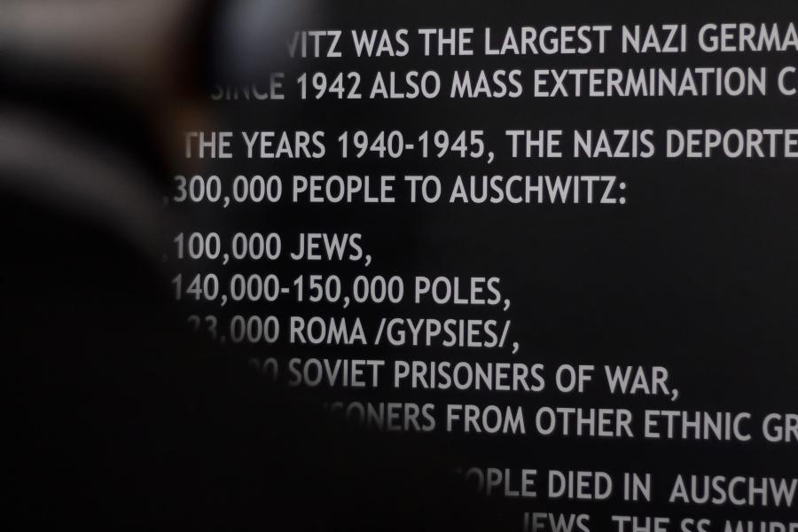 Auschwitz-Birkenau – zaduma i milczenie…