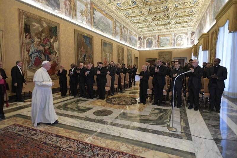 Papież Franciszek do jezuitów