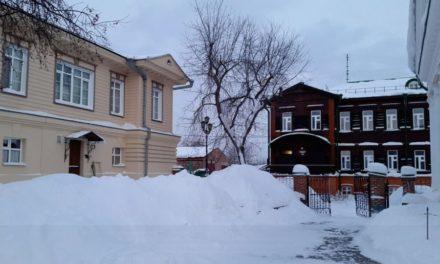 Jezuici w Tomsku przeprowadzili się do nowego domu parafialnego
