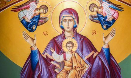 Z Maryją wędrówka w wierze