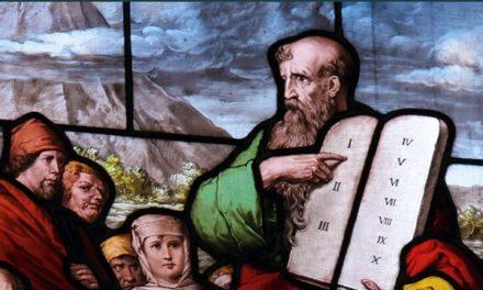 Lider. Śladami Mojżesza. Medytacje biblijne