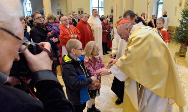 70 lat parafii św. Szczepana w Warszawie