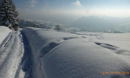 Poemat o śniegu i o bieli …