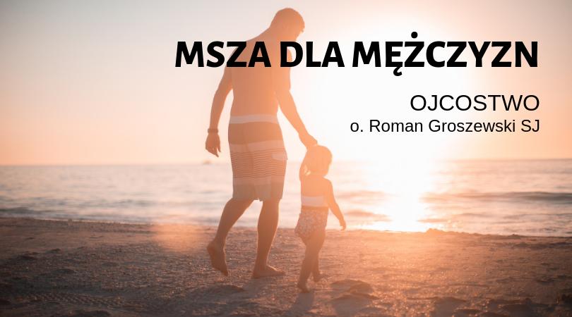 Warszawa: Msza dla mężczyzn na Rakowieckiej