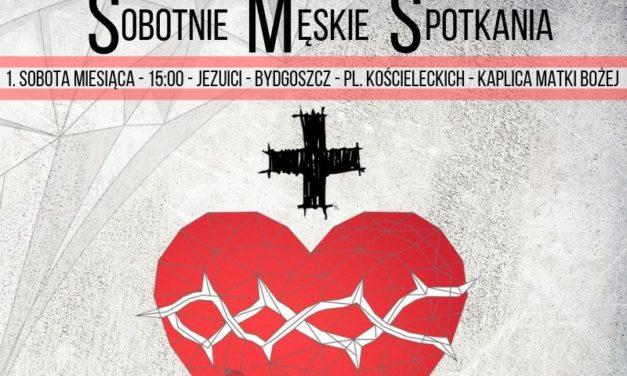 Bydgoszcz: Sobotnie Męskie Spotkanie u jezuitów