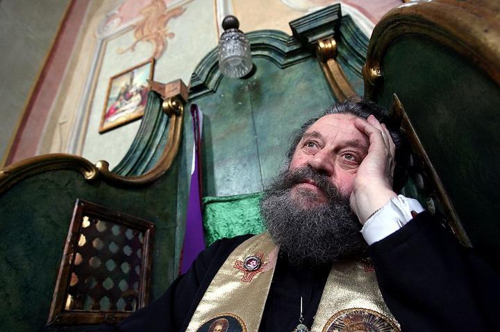 Jak zrodziło się powołanie ojca Zdzisława?
