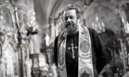 Kalisz: pogrzeb Zdzisława Pałubickiego SJ