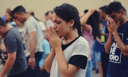 Modlitwa Jezusa i nasza