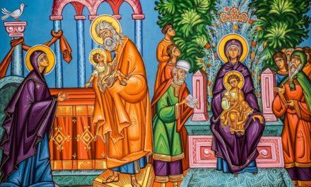 Ofiarowanie Jezusa w świątyni