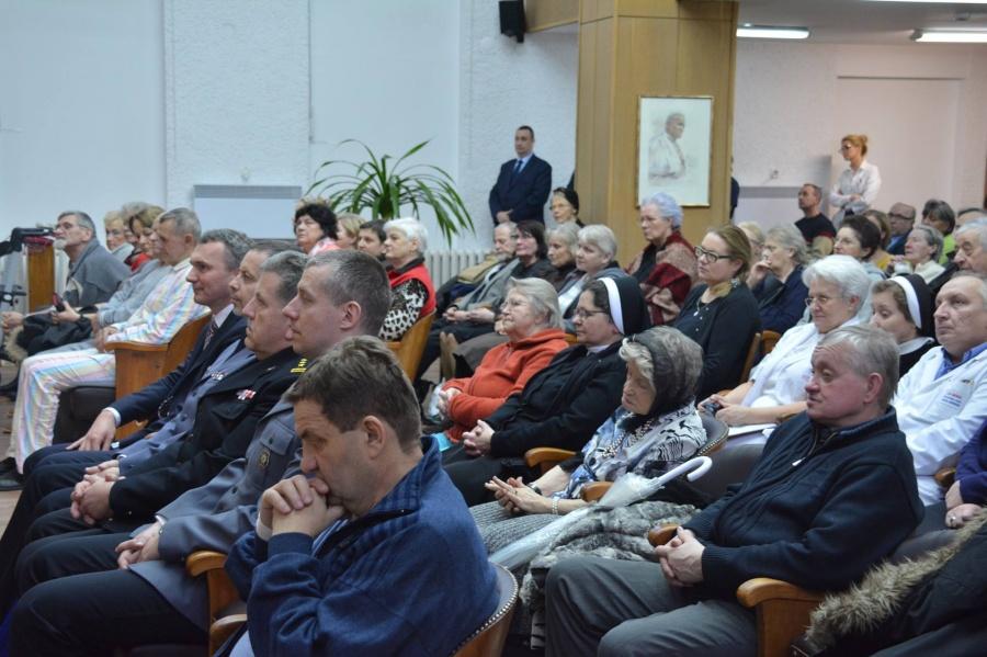Dzień Chorego w poliklinice MSWiA w Warszawie