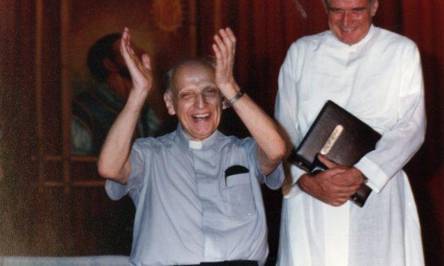 Modlitwa o wyniesienie na ołtarze ojca Pedro Arrupe SJ