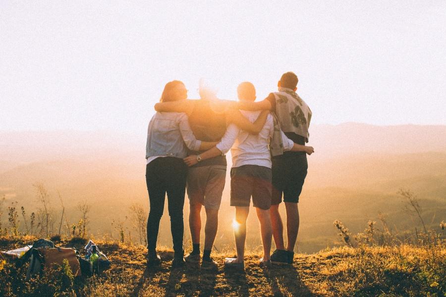 Niech żyje przyjaźń