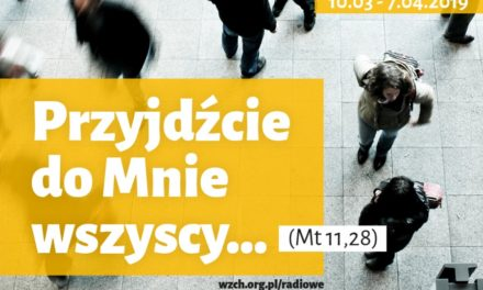 Radiowe Rekolekcje Ignacjańskie w Warszawie