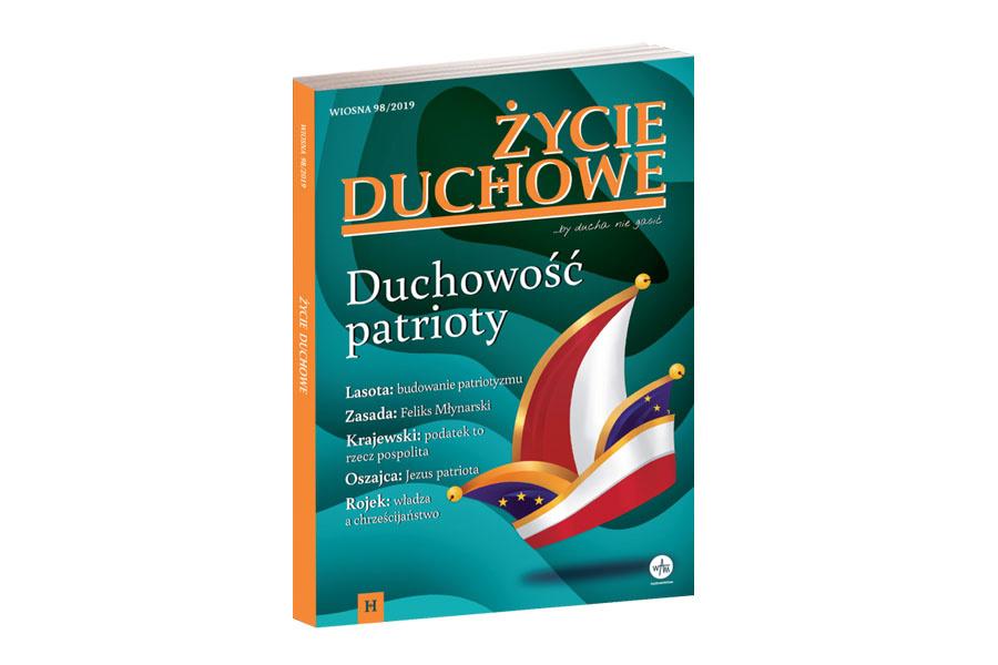 """""""Duchowość patrioty"""" – wiosenny numer """"Życia Duchowego"""""""