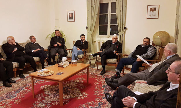 Generał jezuitów z wizytą w Syrii i Libanie