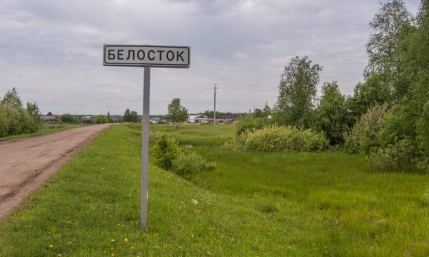 Dobro – podaj dalej – na Syberię!