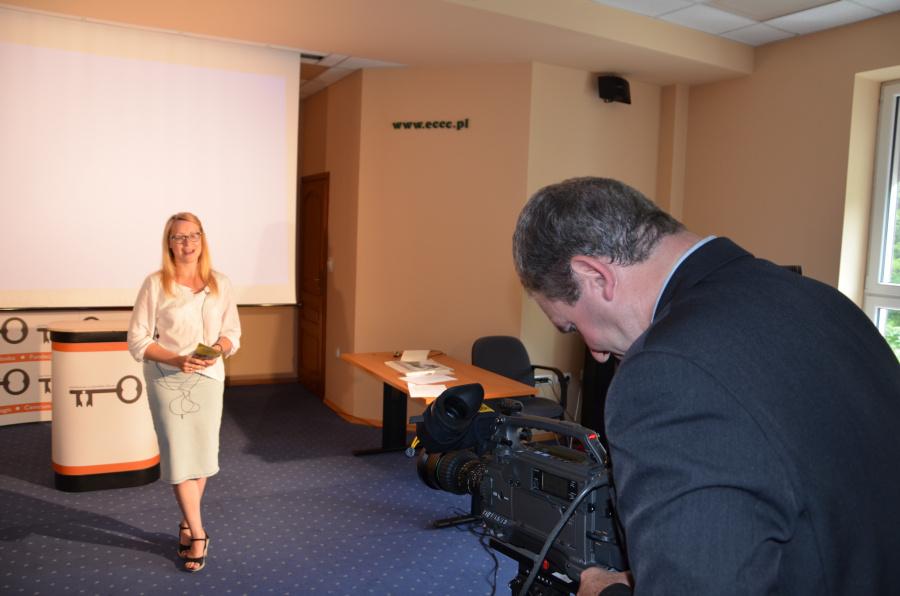 Warszawa: Szkolenie z zakresu wystąpień publicznych