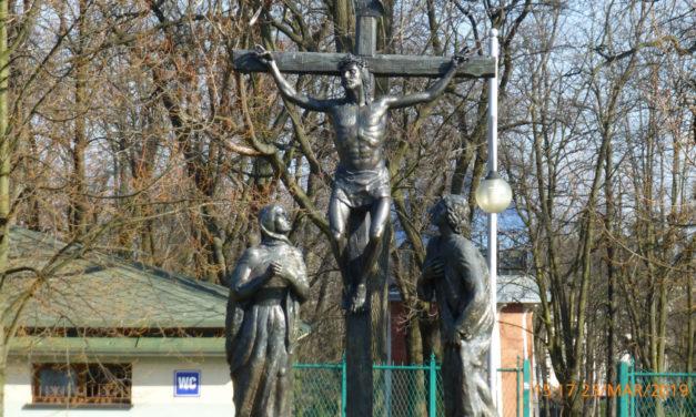 W krzyżu osłoda …