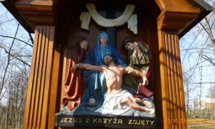 Jezus oddany Matce